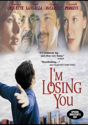 La Locandina Di I M Losing You 211174