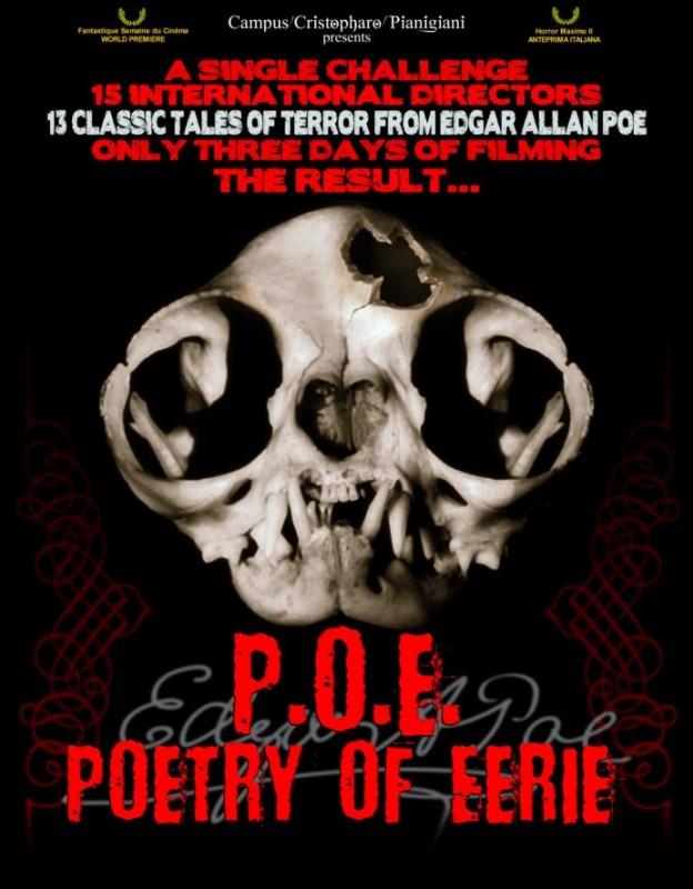 La Locandina Di P O E Poetry Of Erie 211169