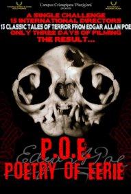 La locandina di P.O.E. - Poetry of Erie