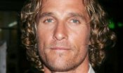 Matthew McConaughey nel fango