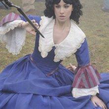 Allison Scagliotti in un momento dell'episodio Queen for a Day di Warehouse 13