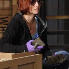 Allison Scagliotti nell'episodio The New Guy di Warehouse 13