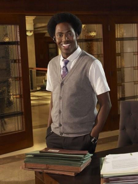 Baron Vaughn In Una Foto Promozionale Di Fairly Legal 211285