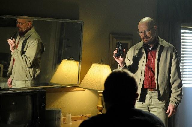 Bryan Cranston Nell Episodio Thirty Eight Snub Di Breaking Bad 211398