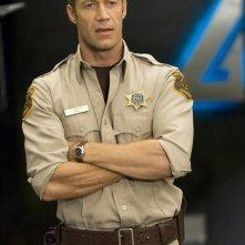 Colin Ferguson in una scena dell'episodio Glimpse di Eureka