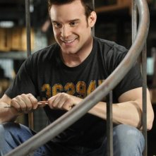 Eddie McClintock nell'episodio Love Sick di Warehouse 13