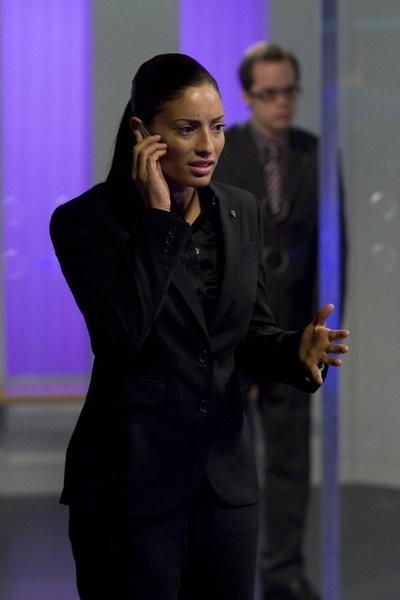 Erica Cerra Nell Episodio Reprise Di Eureka 211332