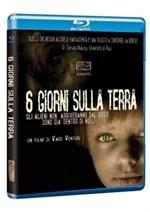 La Copertina Di 6 Giorni Sulla Terra Blu Ray 211207