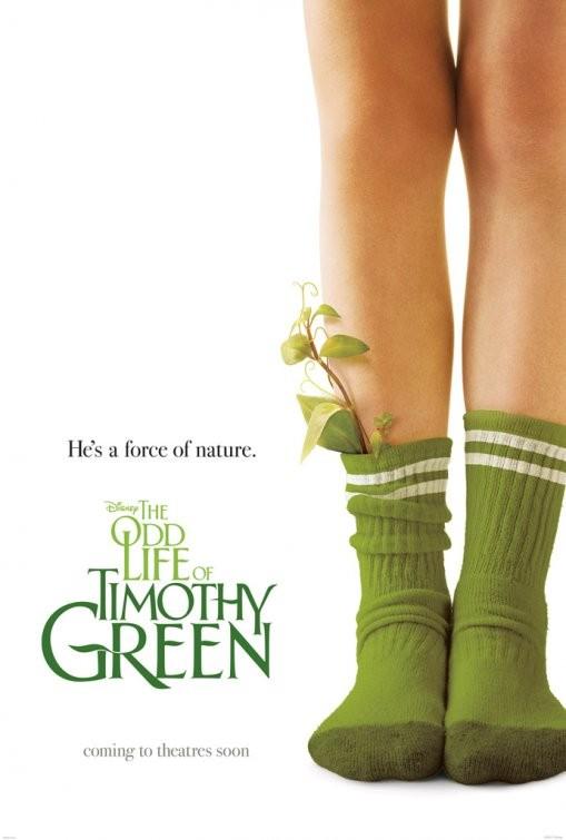 La Locandina Di The Odd Life Of Timothy Green 211196