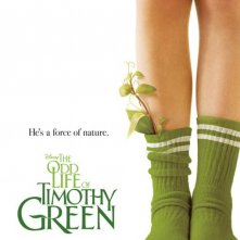 La locandina di The Odd Life of Timothy Green