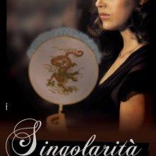 La locandina italiana di Singolarità di una ragazza bionda
