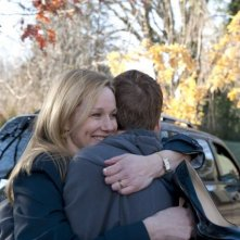 Laura Linney e Gabriel Basso nell'episodio Losing Patients di The Big C