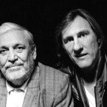 Maurice Pialat e Gerard Depardieu