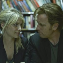 Ewan McGregor accanto a Melanie Laurent in Beginners
