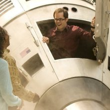Neil Grayston nell'episodio Liftoff di Eureka