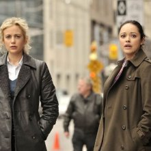 Rachael Carpani e Marisa Ramirez nel pilot di Against the Wall