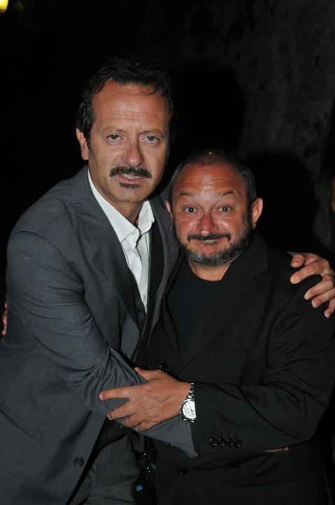 Rocco Papaleo E Orfeo Orlando Al Valva Film Festival 2010 211388