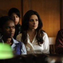 Sarah Shahi nell'episodio Coming Home di Fairly Legal