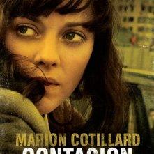 Character poster per Contagion - Marion Cotillard