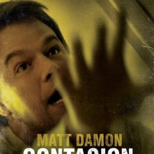 Character poster per Contagion - Matt Damon
