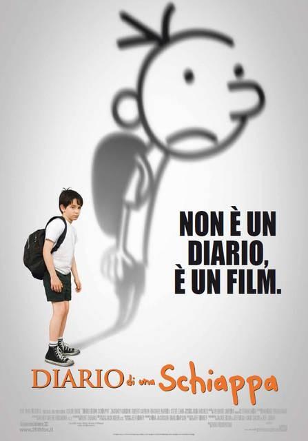 Il Poster Italiano Di Diario Di Una Schiappa 211430