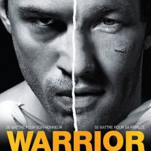 Poster francese per il film Warrior