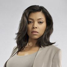 Taraji P. Henson in una foto promozionale di Person of Interest
