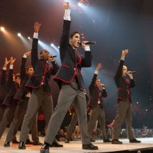 Darren Criss e gli Warblers in Glee: The 3D Concert Movie