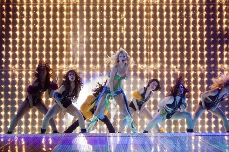 Heather Morris Furoreggia Sul Palco Di Glee The 3D Concert Movie 211529