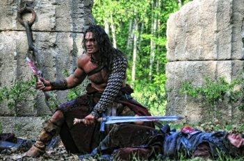 Jason Momoa è inarrestabile in Conan the Barbarian