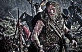 Ron Perlman in una scena di Conan the Barbarian