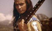 Un guerriero apache per Michael Blake