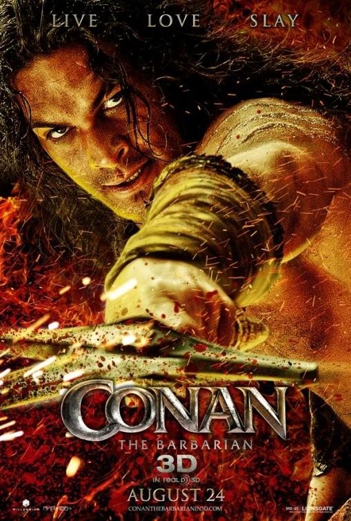 Ancora Un Poster Usa Per Conan The Barbarian 211577