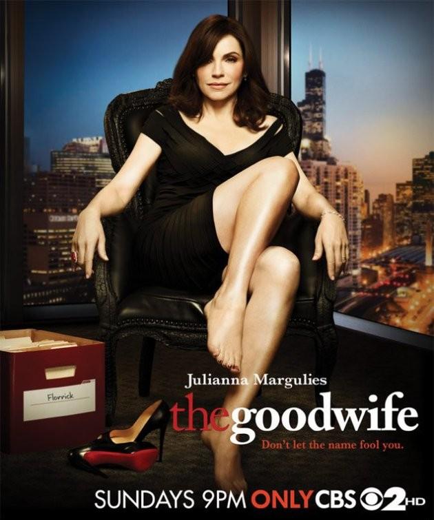 Uno Dei Poster Della Stagione 3 Di The Good Wife 211573