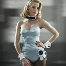 Amber Heard è Maureen in una foto promozionale della serie drammatica The Playboy Club