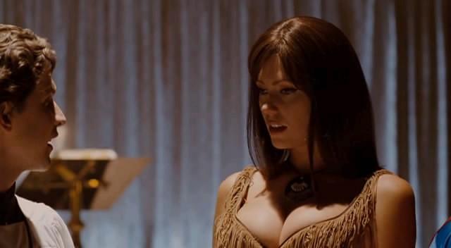 Diora Baird Nel Film Horror Movie 2009 211670