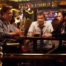 Jason Bateman, Charlie Day e Jason Sudeikis in una immagine di Come ammazzare il capo... e vivere felici!