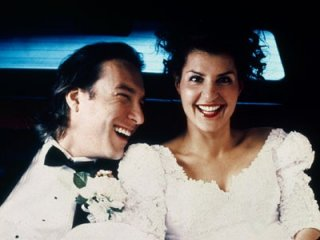 John Corbett e Nia Vardalos ne Il mio grosso grasso matrimonio greco