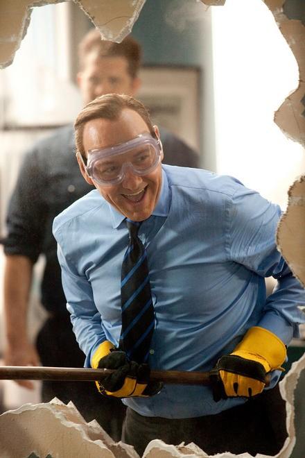 Kevin Spacey Nel Film Come Ammazzare Il Capo E Vivere Felici Horrible Bosses 211701
