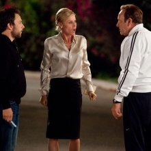 Charlie Day, Julie Bowen e Kevin Spacey nel film Come ammazzare il capo... e vivere felici! (Horrible Bosses)