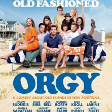 Nuovo poster di A Good Old Fashioned Orgy
