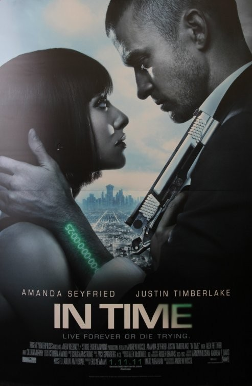 Nuovo Poster Per In Time 211667