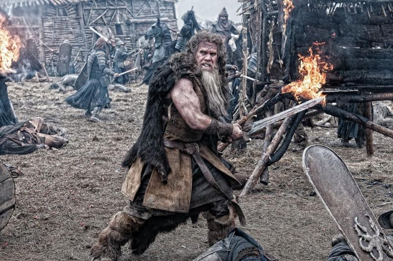 Ron Perlman In Una Sequenza Di Conan The Barbarian 211740