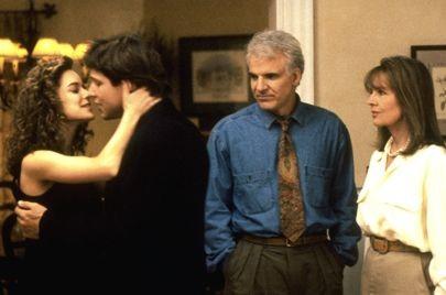 Steve Martin E Diane Keaton Ne Il Padre Della Sposa 211727