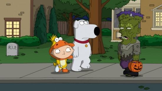 Stewie Con Brian In Una Scena Del Sesto Episodio Della Stagione 9 De I Griffin 211765