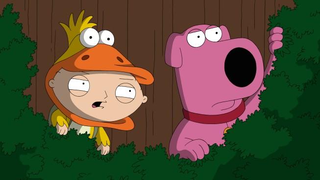 Stewie E Brian In Una Sequenza Di Halloween On Spooner Street Della Serie I Griffin 211764