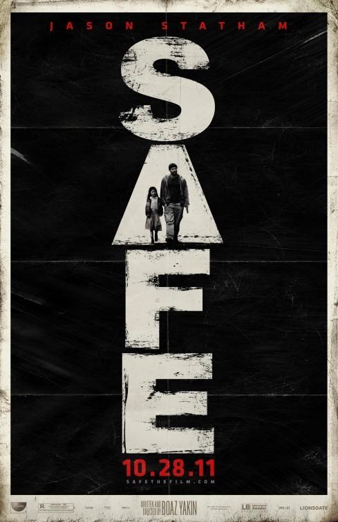 Teaser Poster Per Safe 211664