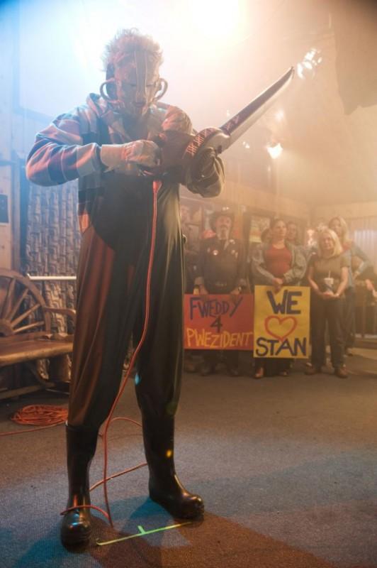 Twan Holliday E Pleatherface Nel Film Horror Movie 211688