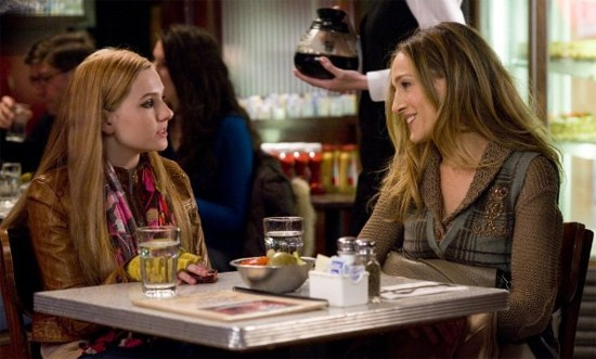 Abigail Breslin E Sarah Jessica Parker In New Year S Eve 211796