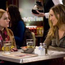Abigail Breslin e Sarah Jessica Parker in New Year's Eve